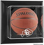NCAA - Colorado Buffaloes Framed Wall Mountable Basketball Display Case