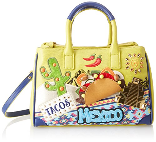 Mexico Tua Braccialini Bag B12000yy Multicolore Cartoline qOTnPfng