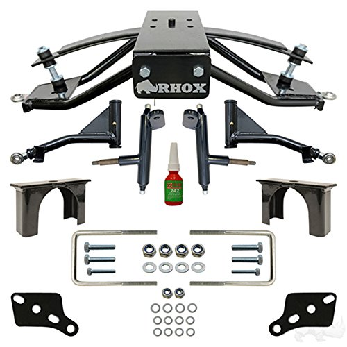 Club Car Precedent 4'' A-Arm Lift Kit by RHOX
