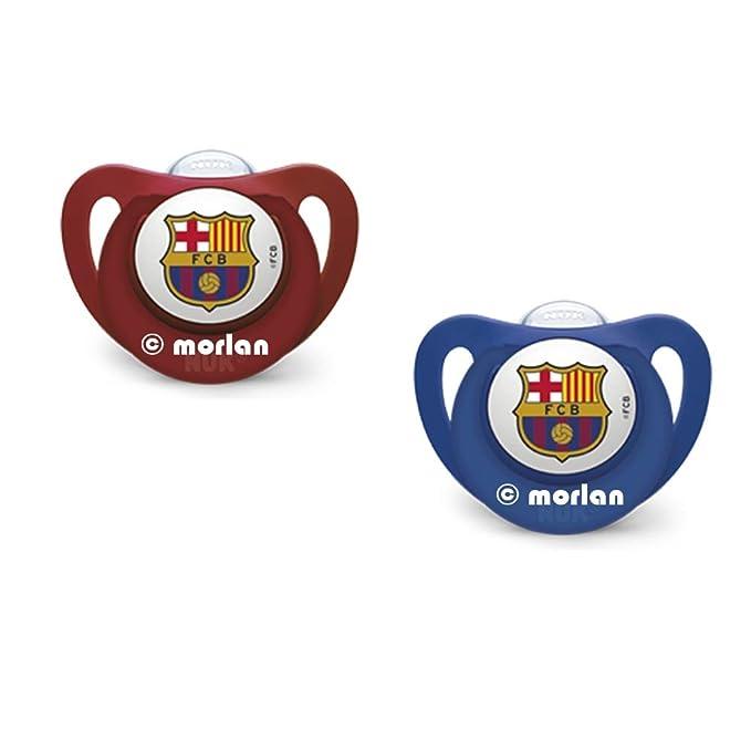 Nuk FC Barcelona - Chupete 0-6 m