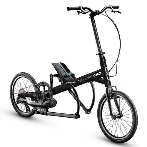 Elliptical Bike For Outside: The World's First Outdoor Elliptical Bike