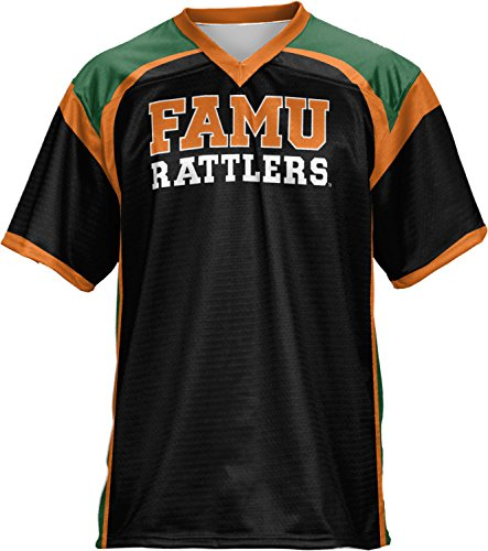 ProSphere Men's Florida A&M University Red Zone Football Fan Jersey - Shopping Fl Tallahassee