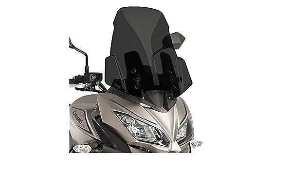 Cupula Touring Kawasaki Versys 1000 17-19 ahumado oscuro Puig 9421f
