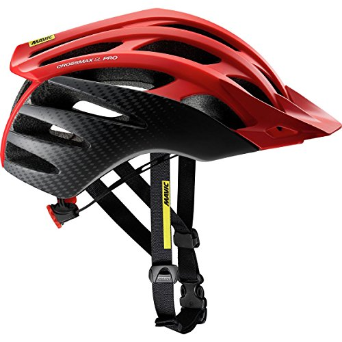 Mavic Crossmax SL Pro Helmet Fiery Red/Black, L