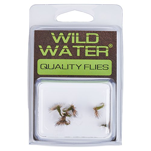 - Wild Water Baetis Comparadun, Size 16, Qty. 6
