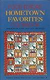 img - for Food editors' Hometown Favorites Cookbook book / textbook / text book
