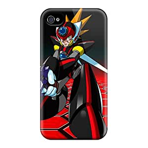 Iphone 4/4s Case, Premium Protective Case With Awesome Look - Axl Crouched