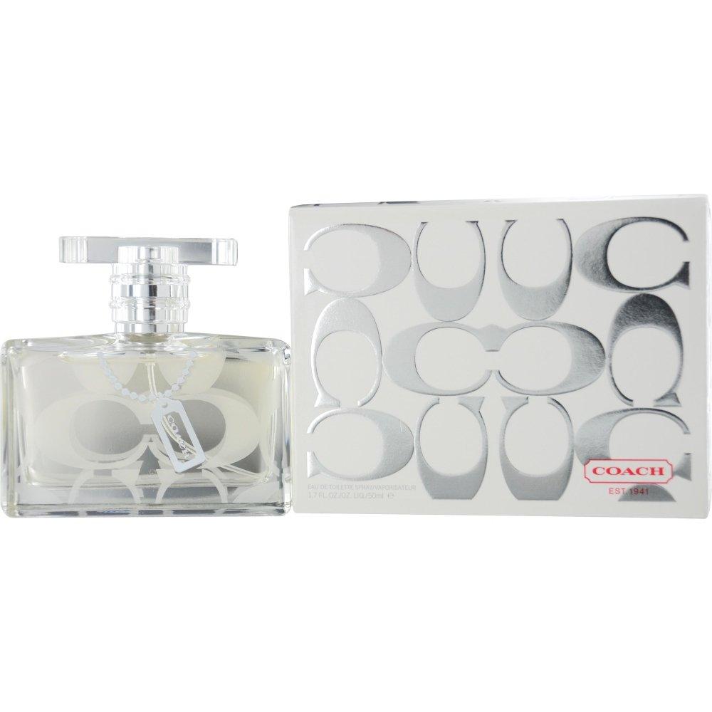 COACH Signature Eau De Toilette Spray for Women, 1.7 Ounce by Coach