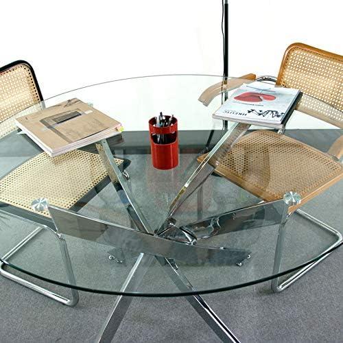 kulldesign.com Mesa de Cristal para salón Modelo Kioto: Amazon.es ...