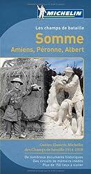 Les champs de bataille de la Somme Michelin