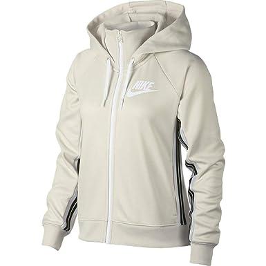 ce85802e55ac Nike Women s Sportswear Full-Zip Hoodie at Amazon Women s Clothing ...