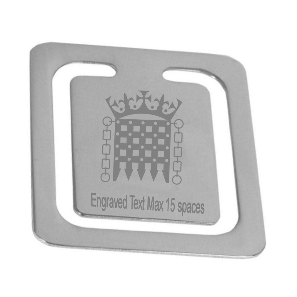 Gravierte Politik Parlament Parlament Parlament Lesezeichen  personalisierte Logo Seite Lesezeichen  Boxed B01MAUXGXL | Wunderbar  18afea