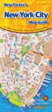 img - for New Yorker's New York City Map Guide book / textbook / text book