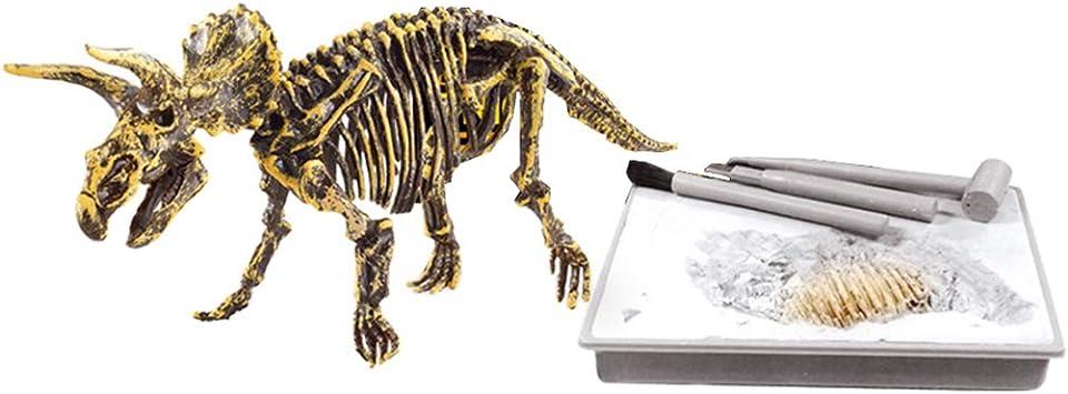 B Blesiya Juguete De Fosil De Esqueleto De Dinosaurios Mamut De Simulacion Herramienta De Ensenanza Escolar Para Ninos Muchachos Triceratops Amazon Es Juguetes Y Juegos Ciencia, mamut, extinción, animales, dinosaurios, eeuu. b blesiya juguete de fosil de esqueleto