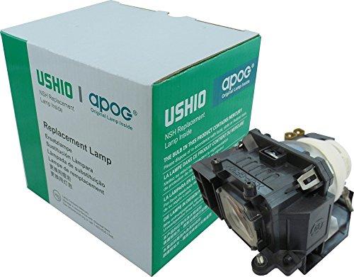 PureGlare 72514011,75008204,Y66-LMP,Y67-LMP TV Lamp for T...