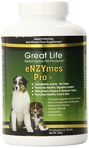 Great Life Enzymes Pro Pet Digestive Remedy, 225gm