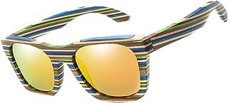 D DOLITY 1 Und Gafas de Sol Protección UV para Ojos Elegante de Moda Duradero - Verde