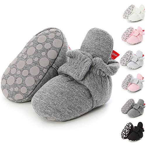 Sawimlgy Booties Slippers Non Skid Grippers product image