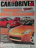 2003 Dodge Neon SRT-4 / Lincoln Aviator / Subaru Baja / Mazda 6 / Kia Sorento Road Test