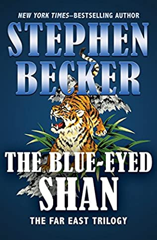 book cover of The Blue-Eyed Shan