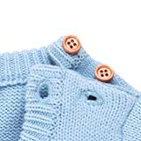 mimixiong Baby Sweater Toddler Jumpsuits Kid's