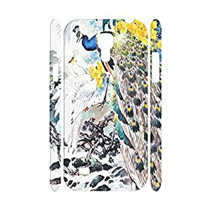 Awesome Animal Series Phone Accessories for Samsung Galaxy S4 Mini I9195 Case