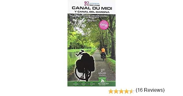 Canal du Midi y Canal del Garona: El Canal de los Dos Mares en ...