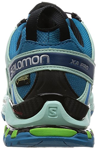 Bleu Tonic XA GTX Shoes Blue Trail Fabricant de Fog Igloo Femme Taille Pro Green 5 Blue Salomon 3D Chaussures 38 1zqzg