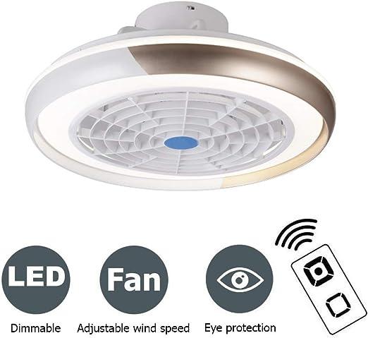 PPAMZ Luz del Ventilador de Techo de Sala de Estar, 72W Lámpara de ...