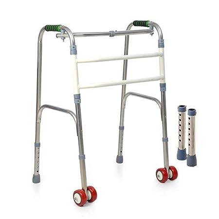 LXDDJZXQ Andador para Ancianos Walker, Andador de Aluminio ...