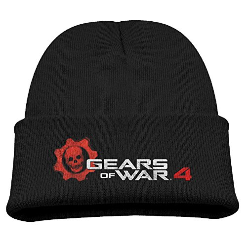 asenraa-kids-cuff-cap-gears-of-war-4-knit-beanie-black