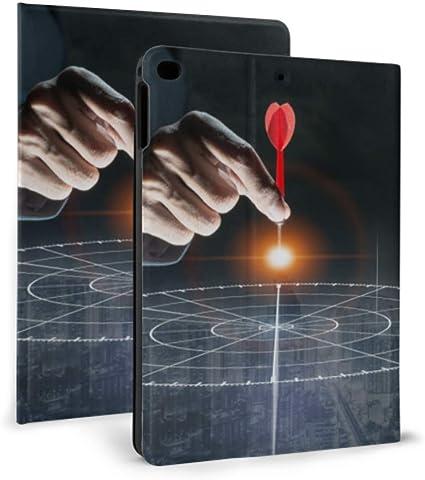 QIAOLII Estuche iPad para Mujer Precisa Tres Objetivos de Golpe Estuche Universal para iPad para iPad Mini 4 / Mini 5/2018 6to / 2017 5to / Aire/Aire 2 con Despertador automático/sueño Estuche I: Amazon.es: Electrónica