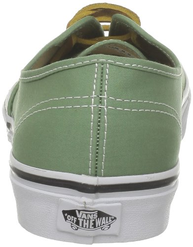 Vans Malone - Zapatillas de skate para hombre verde - Grün ((BrushedTwill)S)