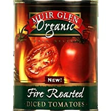 Muir Glen Organic Diced Fire Roasted Tomato ( 12x28 OZ) by Muir Glen