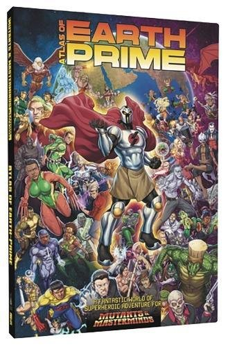 Atlas of Earth-Prime: A Mutants & Masterminds Sourcebook