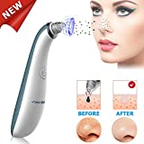 Blackhead Remover Vacuum Pore Cleaner – Zerhunt Electric Facial Pore Cleanser Microdermabrasion Machine,Rechargeable Comedone Acne Extractor With 4 Multi-Functional Probe For Men Women For Sale