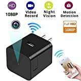 NEW Home Security Cameras Wifi Nanny Cam Pet Baby Office Monitoring Nursing Cam Night Vision Camera with Motion Detector Wireless Ip Camera System Best Mini Cameras Wifi Usb Wall Charger Camera