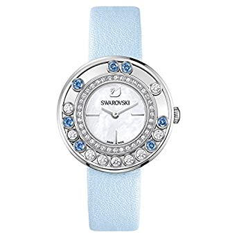 Lovely Crystals Ice Blue Watch