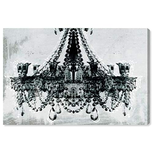 - The Oliver Gal Artist Co. Fashion and Glam Wall Art Canvas Prints 'Dramatic Entrance' Home Décor, 36