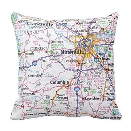 Amazon.com: Ausy - Fundas de almohada para niños, diseño de ...