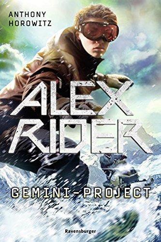 Alex Rider, Band 2: Gemini-Project
