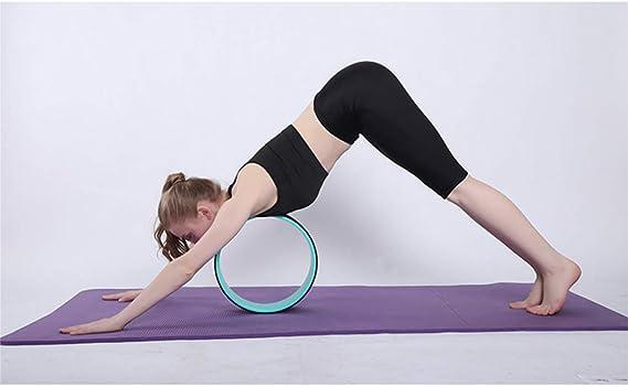 Amazon.com: GXF TPE Yoga Wheel Pro, Perfect Accessory ...