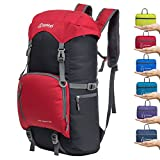 Best Lightweight  Backpacks - ZOMAKE 40L Lightweight Packable Backpack for Travel Review