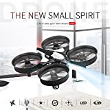 Jiayuane H36 mini Drone with Headless Mode for Kids, 360 Degree Roll Rotation One-key Return Easy Control and Safty,Best Flying Toys For Your Children