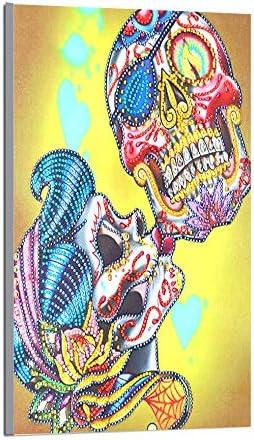 Diamond Painting Kits f/ür Erwachsene Bilder Glitzersteine 5D Kristall Diamanten Gem/älde Flash Cube Einhorn Stickerei Kits Rose Drache Strass Stickerei Kreuzstich Kits Arts 30 x 30 cm