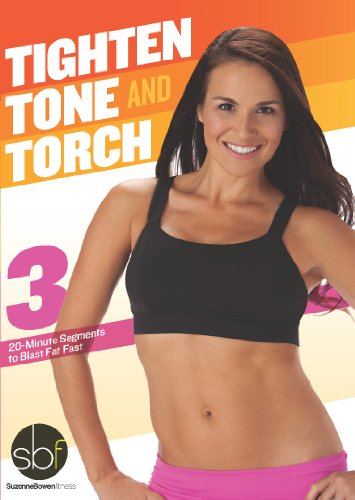 Tighten Tone and Torch with Suzanne Bowen ()