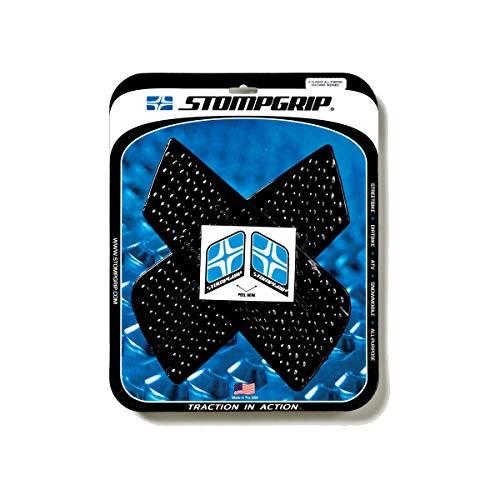 Stomp Grip Universal Tank Side Traction Pad Kit (BLACK)