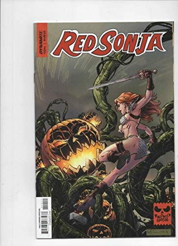 RED SONJA HALLOWEEN Special #1, NM, She-Devil, Wolf, 2018, more RS in store