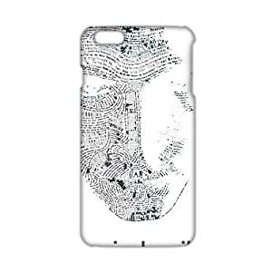 Fortune 3D Case Cover Cool Fashion Creative Phone Case for iPhone6 plus