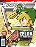 NINTENDO POWER MAGAZINE,THE ONLY OFFICIAL SOURCE (THE LEGEND OF ZELDA (THE MINISH CAP), VOLUME 188)
